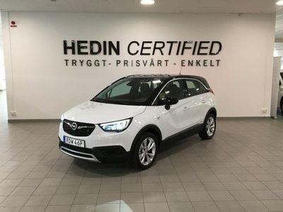 begagnad Opel Crossland X