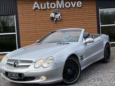 begagnad Mercedes SL500 R230 (306hk)