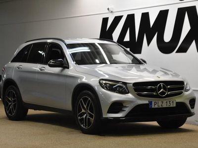 begagnad Mercedes GLC250 d 4MATIC AMG | Drag | 204hk