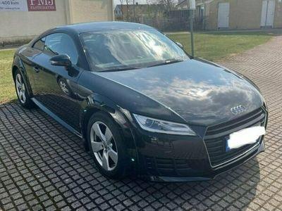 begagnad Audi TT COUPÉ