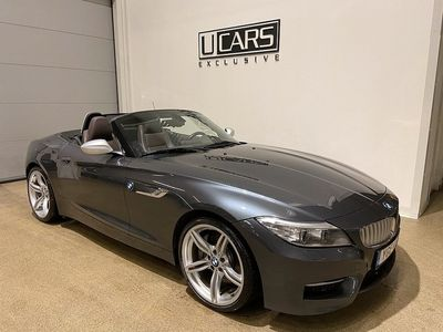 begagnad BMW Z4 sDrive35is DCT Comfort Plus 340hk