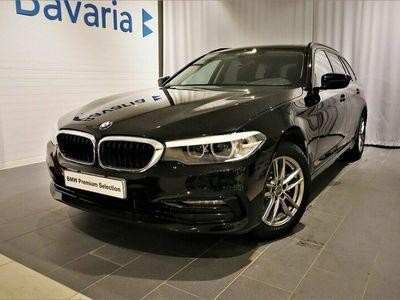 begagnad BMW 520 d xDrive Touring Dragkork Parkeringsassistent
