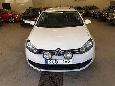 begagnad VW Golf 1.6TDI,NyBes,NyServad,Drag,Nykamrem