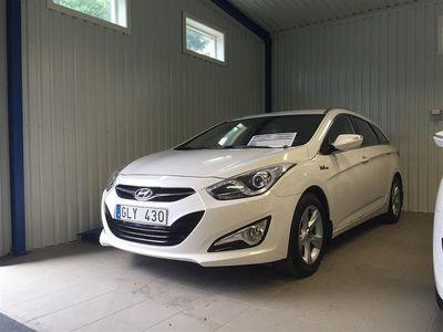 begagnad Hyundai i40 1,7 Select