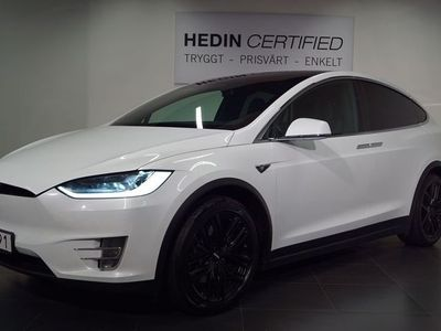 begagnad Tesla Model X 90D Single Speed 7 - sits 423hk