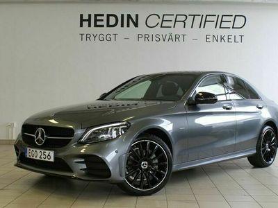 begagnad Mercedes 220 - Benz C - Klassd 4 - Matic AMG Night, Premiumpaket, Drag,