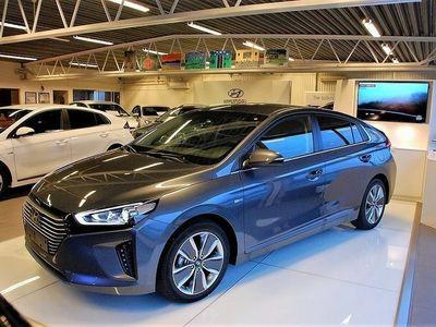 begagnad Hyundai Ioniq Hybrid 1.6 Premium Eco