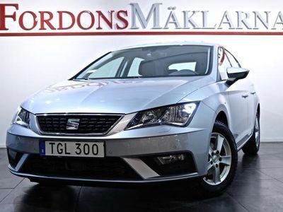 begagnad Seat Leon 1,0 TSI 115HK S&V-HJUL M-VÄRMARE