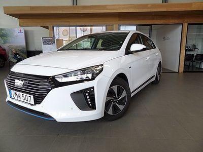 begagnad Hyundai Ioniq Hybrid limited edition