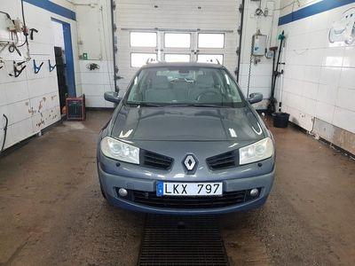 gebraucht Renault Mégane GrandTour 1.6 112hk -07