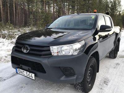 begagnad Toyota HiLux 2.4 D 4WD