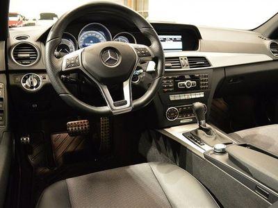 begagnad Mercedes C220 CDI Sedan AMG Aut Bluetooth
