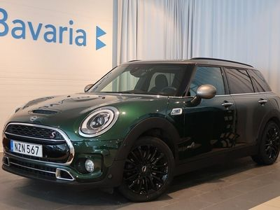 begagnad Mini Clubman S ALL4 Salt II 192hk