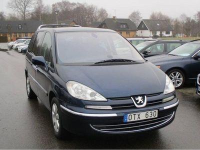 begagnad Peugeot 807 7 Sits
