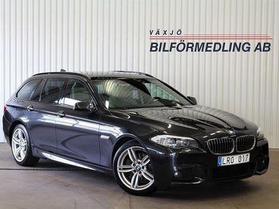 begagnad BMW 535 d Aut Touring M Sport Head Up