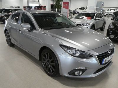 begagnad Mazda 3 2.0 VisionR Navigation 165 hk