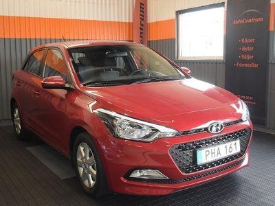 begagnad Hyundai i20 1.2 Euro 6 84hk Move! Edition 0:- KR Kontantinsats