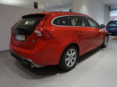 begagnad Volvo V60 D4 AWD AUT R-Design Glastak