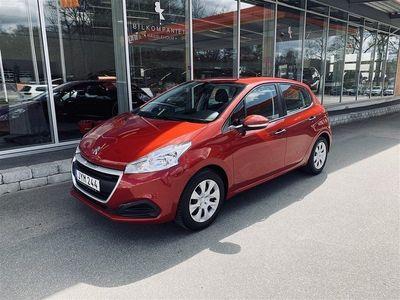 begagnad Peugeot 208 5-dörrar 1.0 VTi Manuell, 68hk