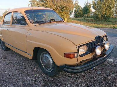 begagnad Saab 96 -76