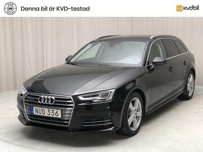 begagnad Audi A4 2.0 TDI Avant quattro (190hk)