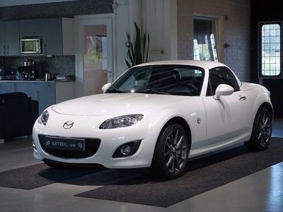 begagnad Mazda MX5 Roadster Coupe // Sportavgas