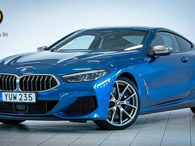begagnad BMW M850 xDrive Coupe M-Sport Laser Driving Assist Pro