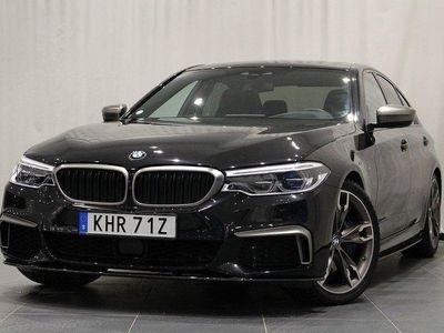 begagnad BMW M550 dA xDrive Sedan Ultimate Edition M-P