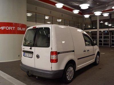 begagnad VW Caddy 1.9 TDI (75hk) Dragkrok / Mo
