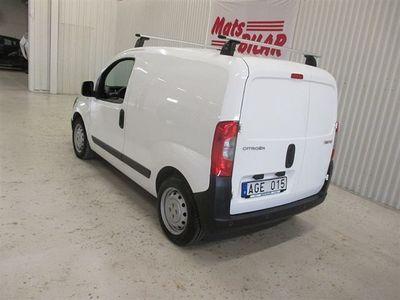 begagnad Citroën Nemo 1,2 Hdi 75 Hk Automat 2,5m3 -12