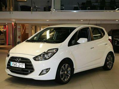 begagnad Hyundai ix20 1.6d Comfort Bluetooth Vinterhjul Drag Motorvärmare 115 Hk