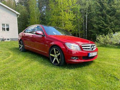 begagnad Mercedes C320 CDI