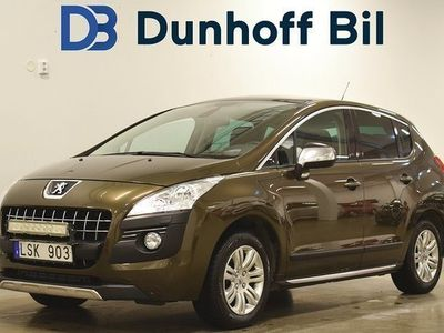 gebraucht Peugeot 3008 1.6 HDi FAP 2011, SUV 79 900 kr