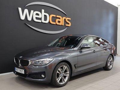 begagnad BMW 320 Gran Turismo d xDrive 1,95% RÄNTA Spo