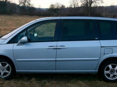 begagnad Peugeot 807 2.0 HDI 136hk 7-sitsig -07