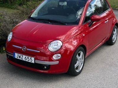 used Fiat 500 1,2 Lounge -15