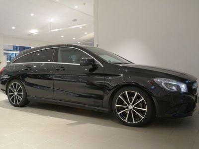 begagnad Mercedes CLA220 Shooting Brake d 4M 4MATIC (177HK) 20