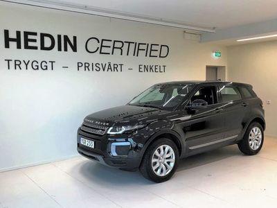 begagnad Land Rover Range Rover evoque 2.0 TD4 4WD 150hk