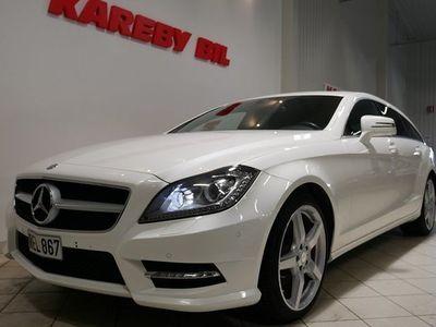 begagnad Mercedes 350 CLS BenzCDI 4MATIC AMG Sport 2013, Sportkupé 268 900 kr