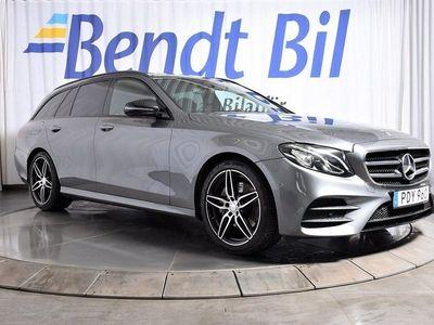begagnad Mercedes E220 E BenzKombi AMG RÄNTA 2017, Personbil 339 500 kr