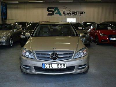 begagnad Mercedes C350 CDI BlueEFFICIENCY 7G-Tronic 231hk Drag