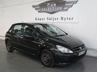 begagnad Peugeot 307 307 SW5-dörrar 1.6 XT 2002, Kombi 12 900 kr