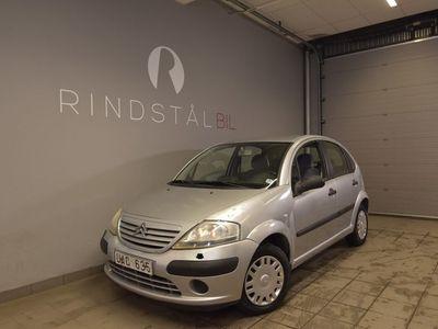 begagnad Citroën C3 1.1 60 HK SV-SÅLD 16900MIL