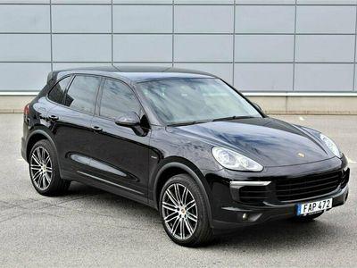 begagnad Porsche Cayenne Diesel TipTronic S Euro 6 262hk