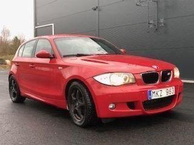 begagnad BMW 120 d M Sport. Aut. 177Hk