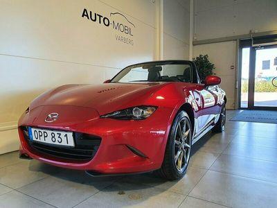 begagnad Mazda MX5 2.0 160 hk Sport Recaro