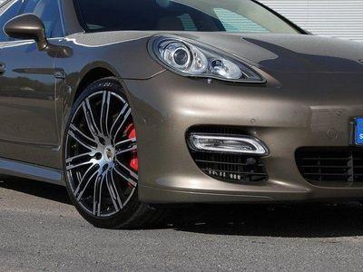 begagnad Porsche Panamera Turbo 500hk PDK / FULL / 2 ä