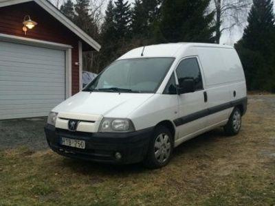 begagnad Peugeot Expert 2,0hdi -06