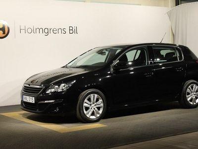 begagnad Peugeot 308 5D 1,6 HDi Active