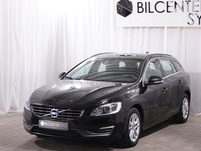 begagnad Volvo V60 D4 AWD Geartronic Momentum 181hk *LEASEBAR*